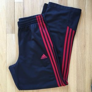 Boy's Yourh XL Adidas Athletic Pants